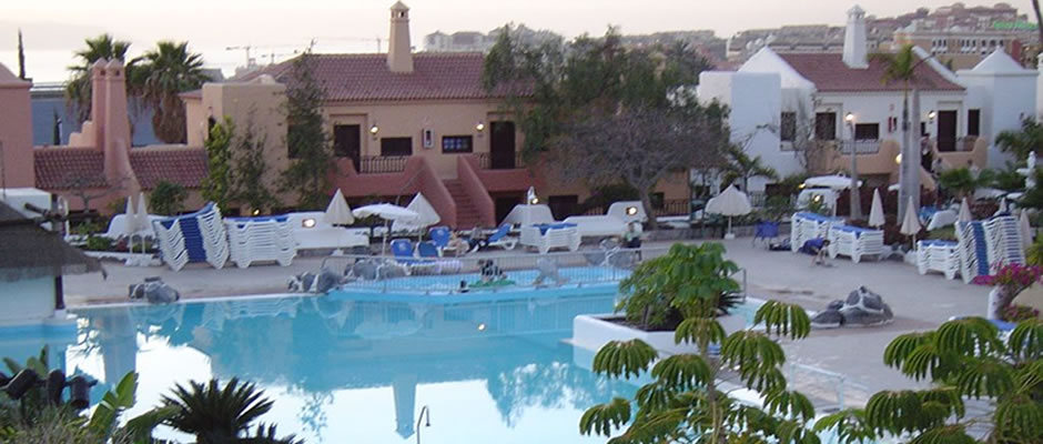 Transfers from Tenerife South Airport to Dream Hotel Villa Tagoro