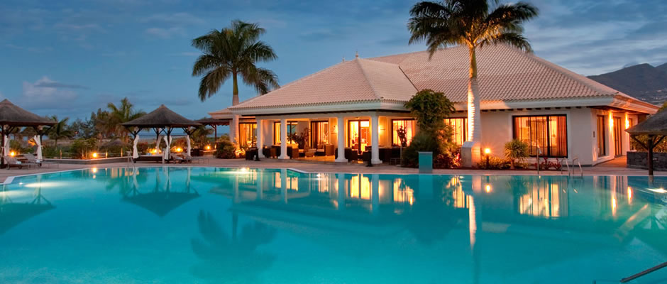 Tenerife airport transfer to gran melia palacio de isora - Hotel gran palacio de isora ...