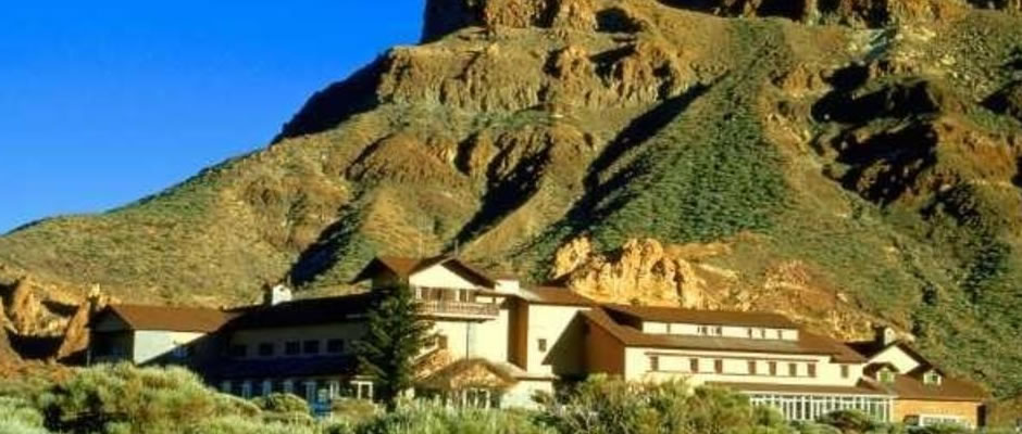 Transfers from Tenerife South Airport to Parador de Cañadas del Teide