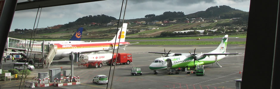 Tenerife North Airport